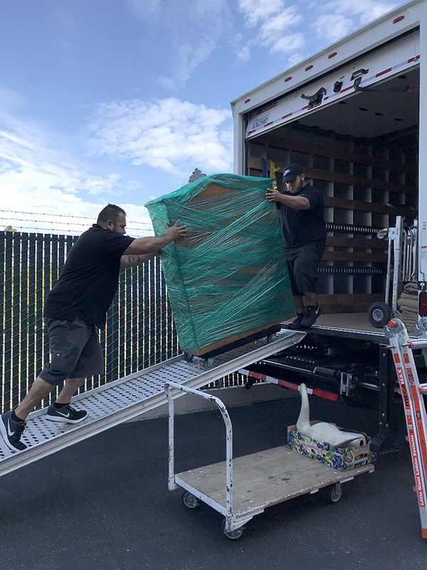 Transporting Furniture