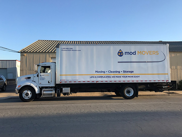 Mod Movers Truck